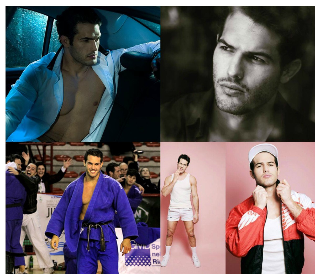 Exclusive interview with French model Jeremy Parisi – Anna Krith's